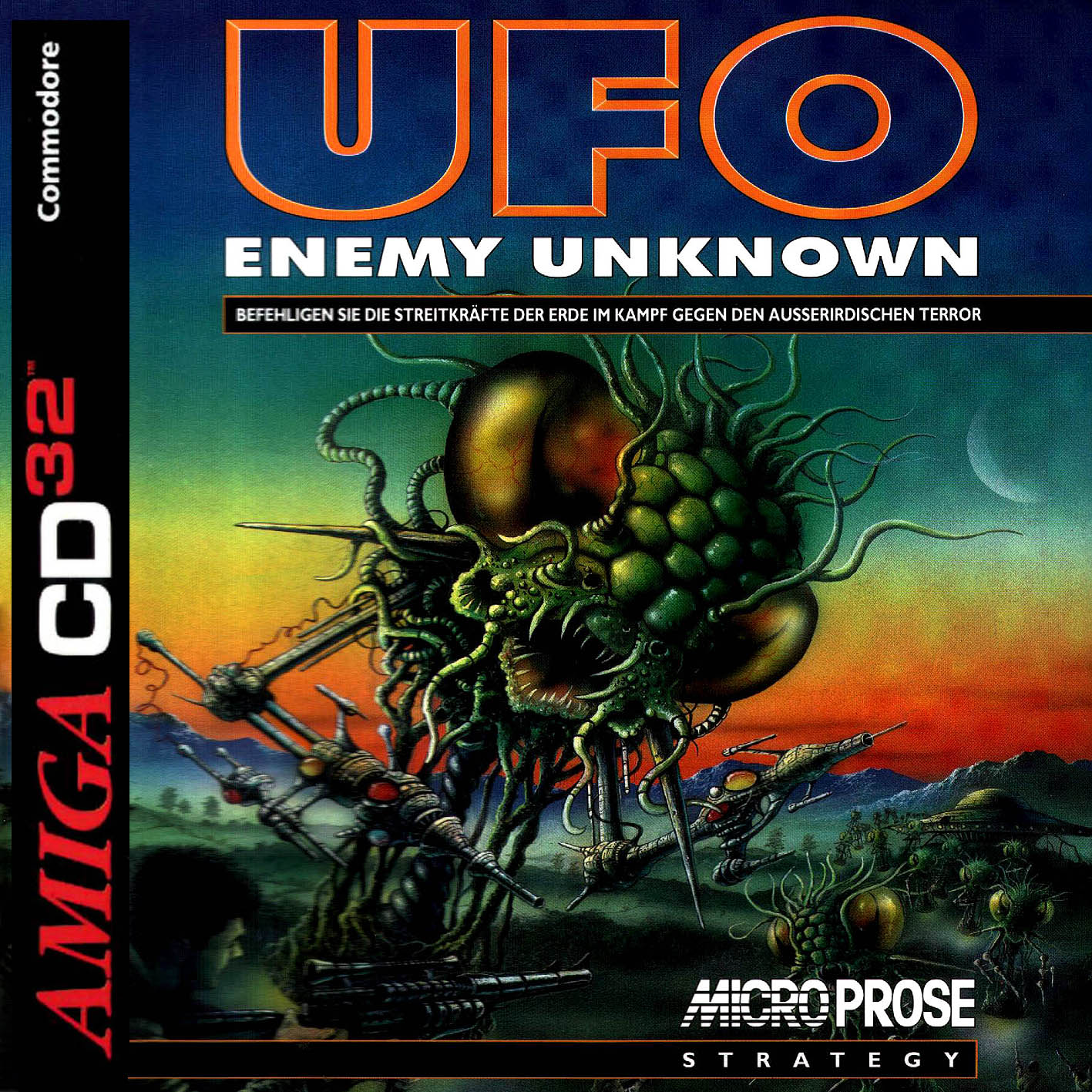 Media file 1 for ufo enemy unknown 1993 microprose m3